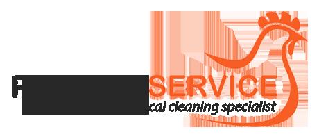 Poultry Service Logo